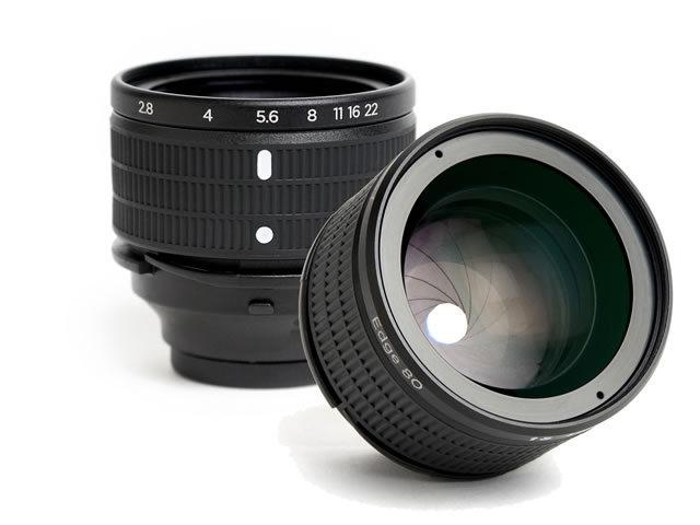 lensbby edge 80 optic lens