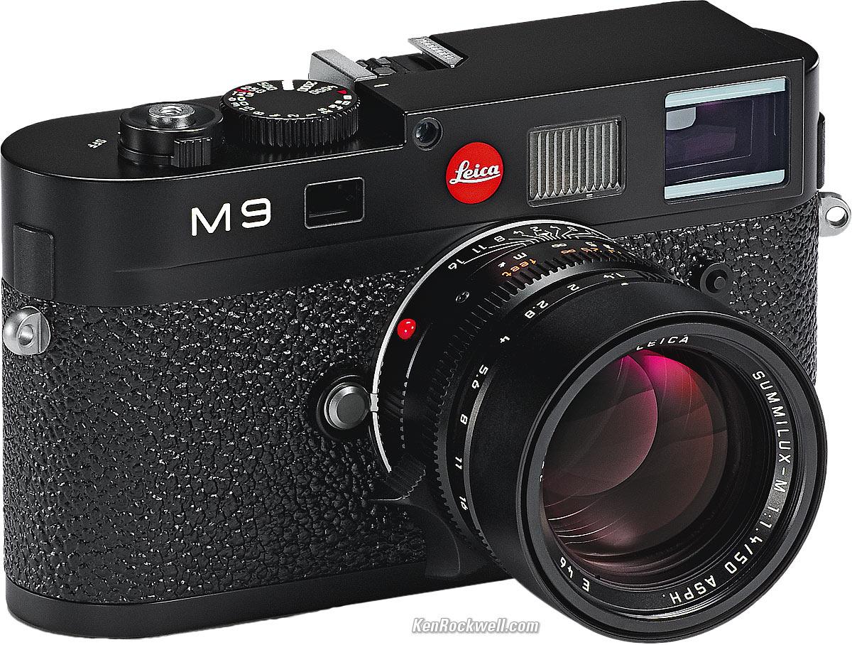 Used Leica m9