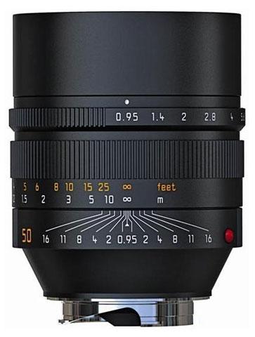 Leica Noctilux 50mm f0.95