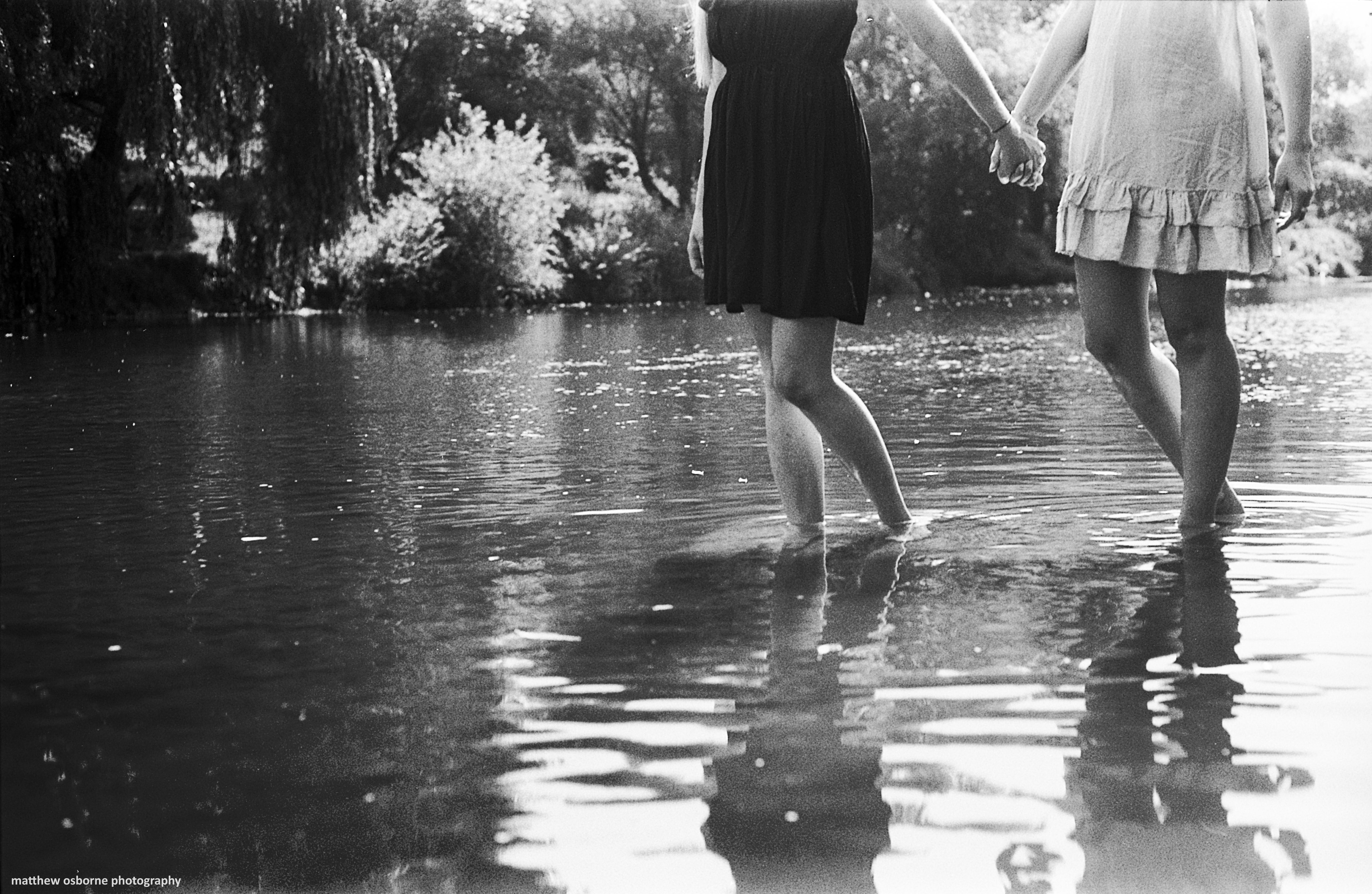 Leica M3 & Ukraine Girls 2015