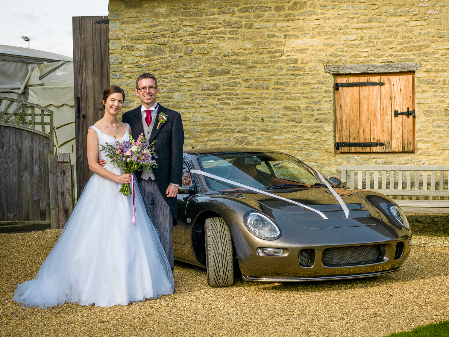 Leica vs Hasselblad Wedding – Tythe Barn, Bicester