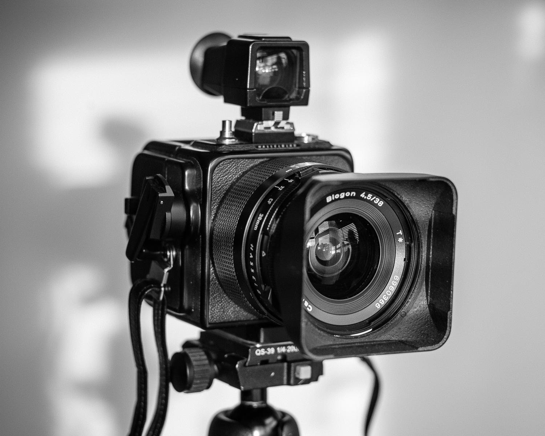 Hasselblad SWC/M camera