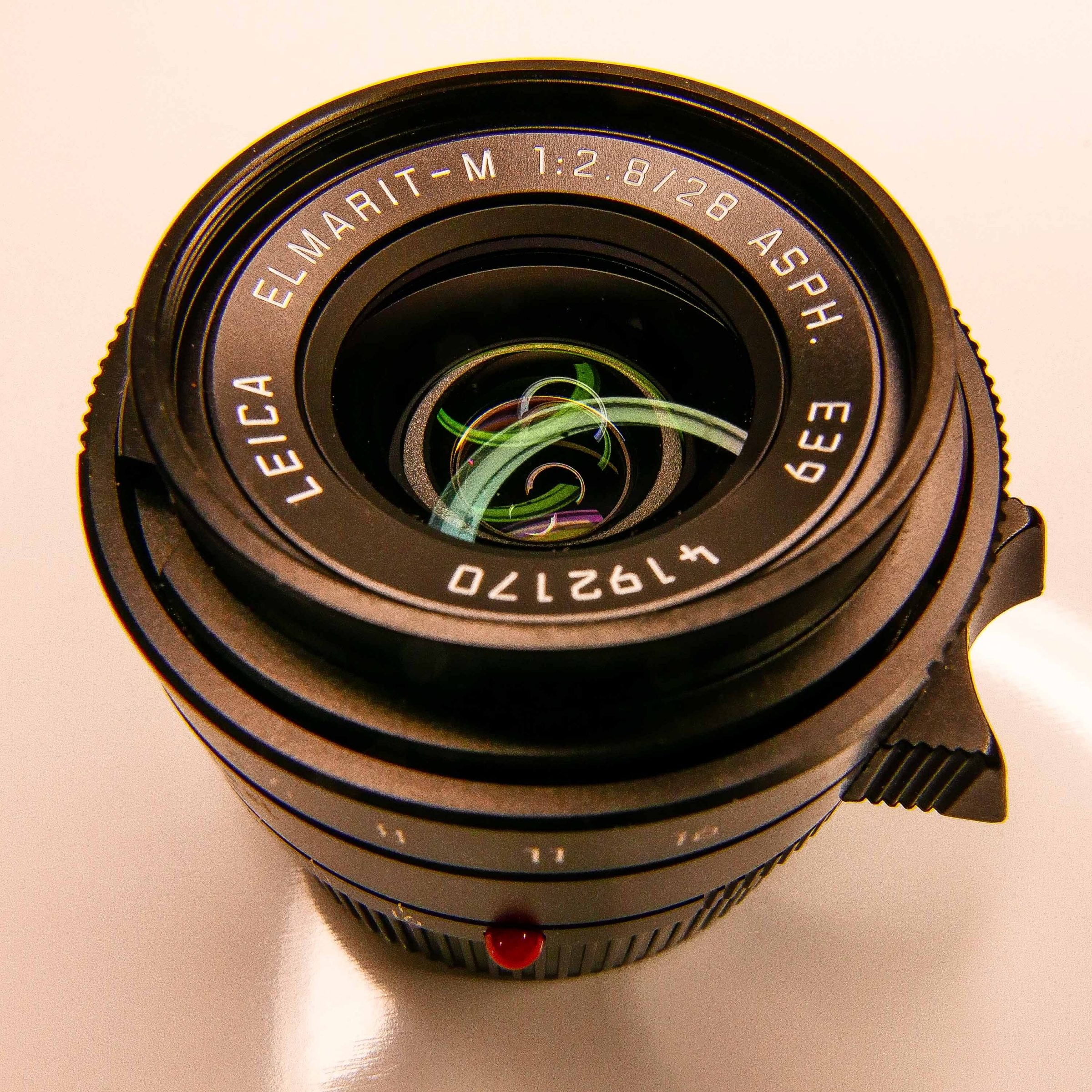 Leica Elmarit 28mm f2.8 ASPH lens review