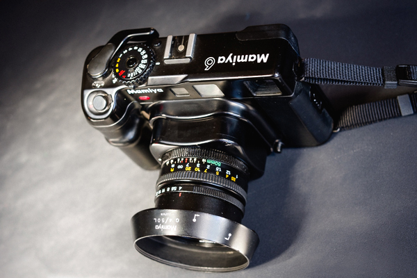 mamiya 6 review - film camera review