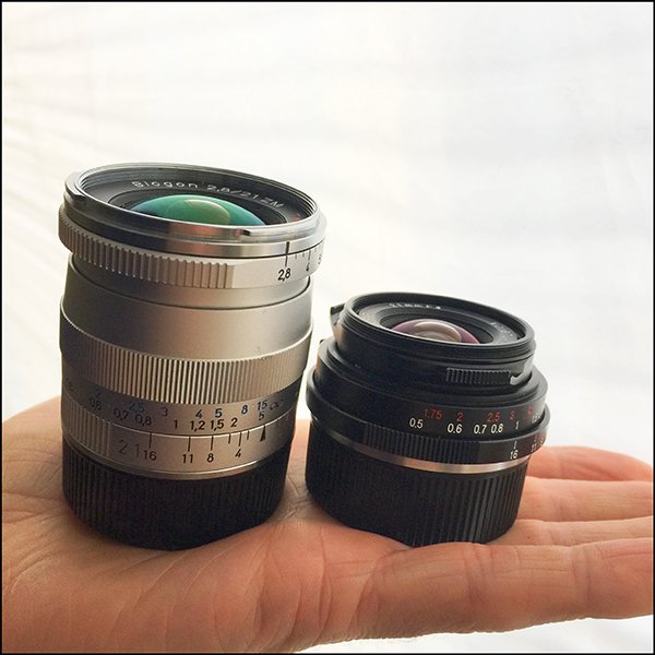 Voigtlander 21mm f4 Review (21mm Color Skopar)(+vs Zeiss 21mm Biogon)
