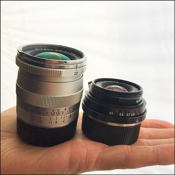 Voigtlander 21mm f4 Review (21mm Color Skopar)(+vs Zeiss 21mm Biogon)