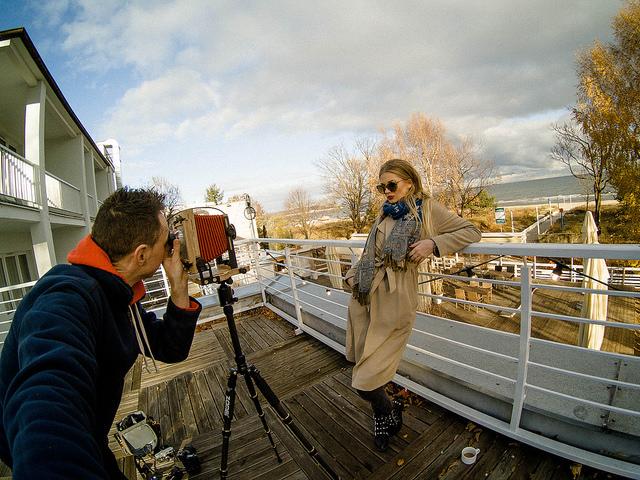 4x5 Intrepid Camera review- portrait