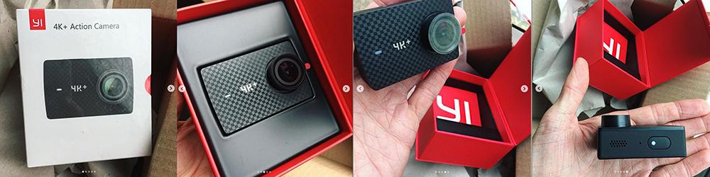 Yi4K Plus Review (& Yi4K+ vs GoPro)