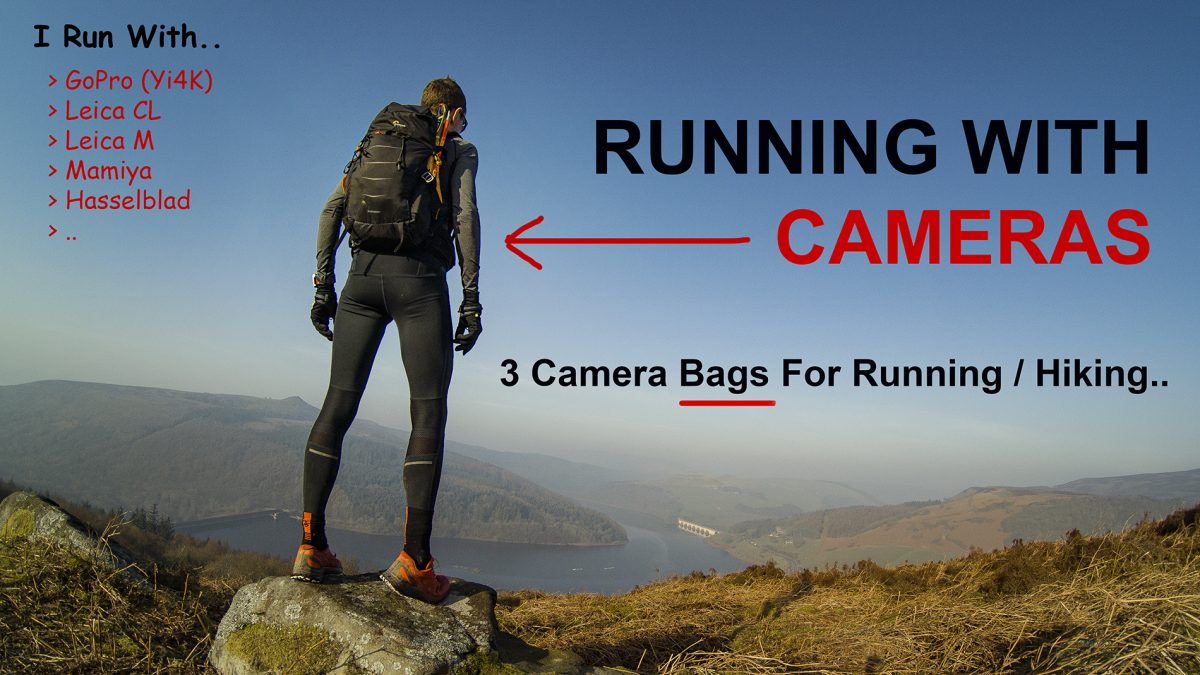 Running With Cameras: 3 Best Camera Bags For Running (YouTube)