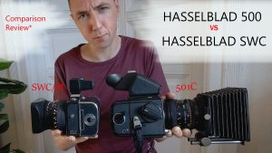 Hasselblad 500 vs Hasselblad SWC Review