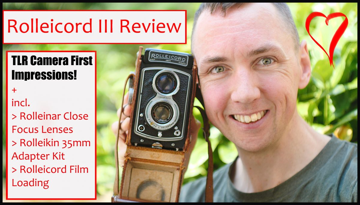 Rolleicord III Review