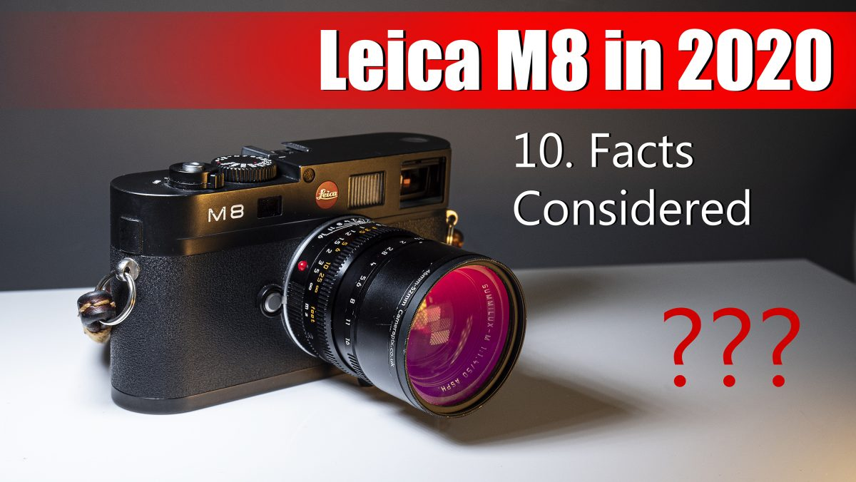 Leica M8 in 2020
