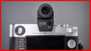 Leica EVF - Olympus VF-2