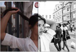 Leica Q Portrait with Leica Q Preset