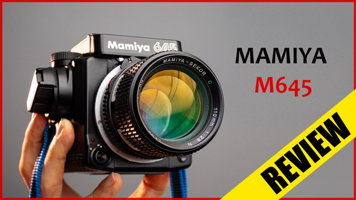 Mamiya 645 Super Review | Portraits, Lenses, Comparisons, User Guide