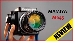 Mamiya 645 Review
