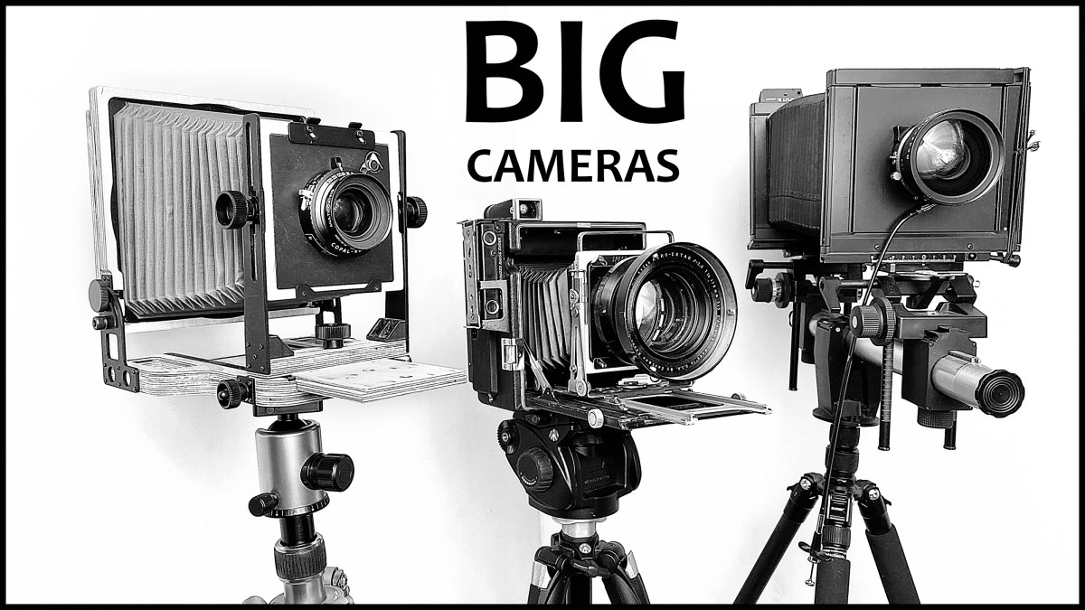 Large Format Photography – Beginner's Guide!